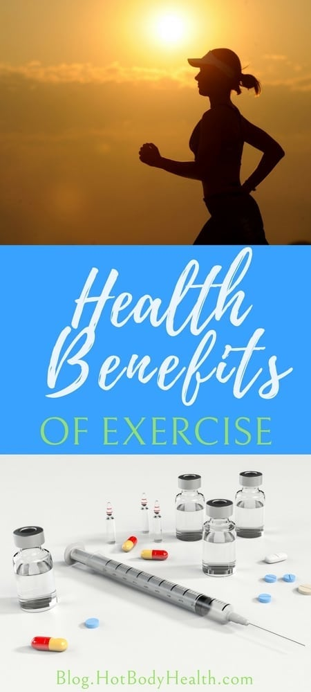 Knowing the most important health benefits of exercise can help you lose weight, feel great, and live a healthy lifestyle. Exercise | Health Tips | Exercise Health | Exercise Tips | Fitness | Happiness | Fountain of Youth