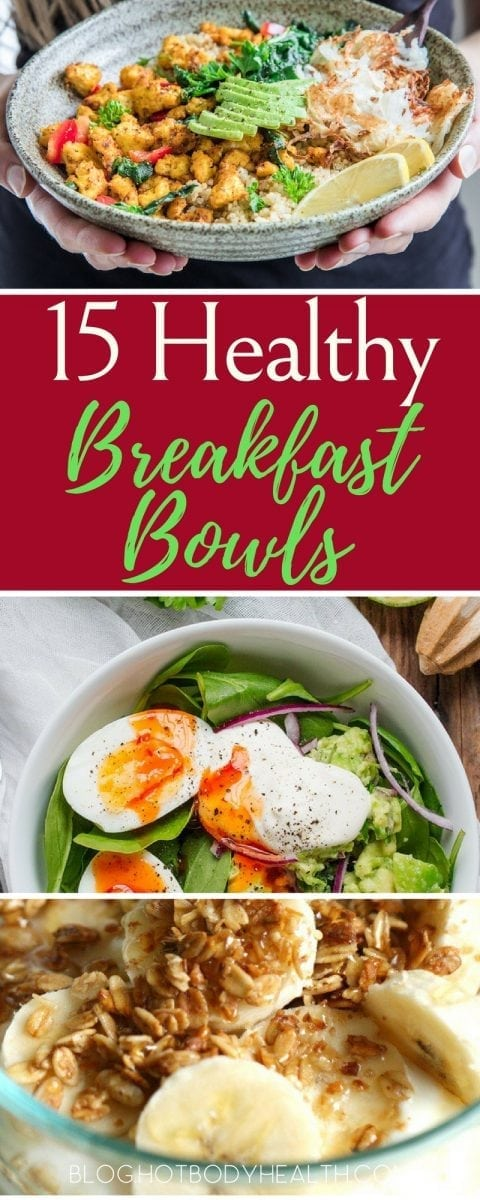 Healthy breakfast bowl recipes are full of flavor and easy to make, which make them the perfect breakfast for anyone looking to get healthy, stay fit, and live well. Best Breakfast Bowl Recipes | Healthy Breakfast Bowls | Easy Breakfast Bowl Recipes | What are Breakfast Bowls | Breakfast Bowl Recipes