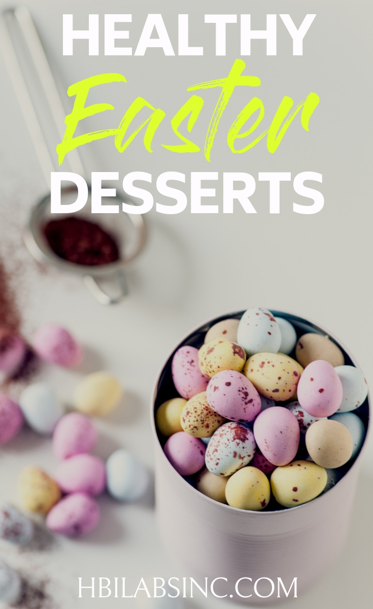 When you use healthy Easter dessert recipes you learn that Easter treats don't need to get in the way of your healthy lifestyle. Easter Recipes | Healthy Easter Treats | Healthy Snack Recipes | healthy Dessert Recipes | healthy Holiday Recipes | Healthy Spring Recipes