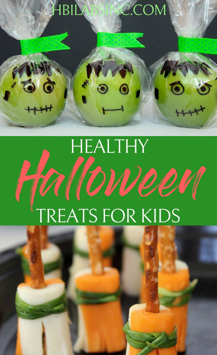 Aim for a healthier holiday with some of the best healthy Halloween treats for kids that they will love just as much as candy. Easy Healthy Halloween Treats for Kids | Best Healthy Halloween Treats | Healthy Halloween Treat Recipes #halloween #treats #healthy #recipes