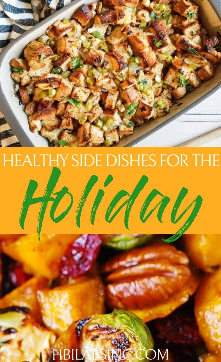 Use the best holiday side dishes for a healthy diet and don't worry about messing up your stellar nutrition plan this holiday season. Healthy Holiday Recipes   Recipes for Weight Loss   Holiday Meal Plan Recipes   Weight Loss Tips   Fitness Tips