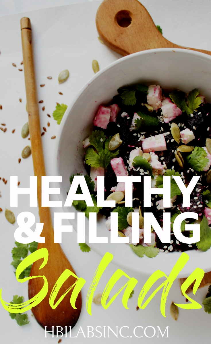 Healthy salads can help you with your weight loss while providing the nutrients you need for energy and overall improved health. Salad Recipes | Healthy Recipes | Weight Loss Recipes | Natural Recipes | How to Make a Healthy Salad | What is a Healthy Salad