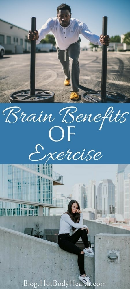 Once we can understand how exercise helps the brain, we can use the tools in the gym to improve the way we think, feel, and look all at once. How to Improve Brain Function | How to Keep Brain Healthy | Brain Health | Brain Health Tips | Brain Improvement Tips