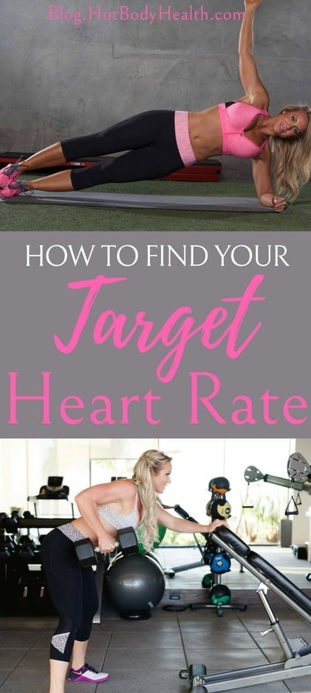 The Target Heart Rate is where most of the magic will happen when you're working out. Use our target heart rate workout to calculate yours. Target Heart Rate | Heart Rate | What is Target Heart Rate | Workout Tips | Best Workout Tips | At Home Workouts | Workout Routines