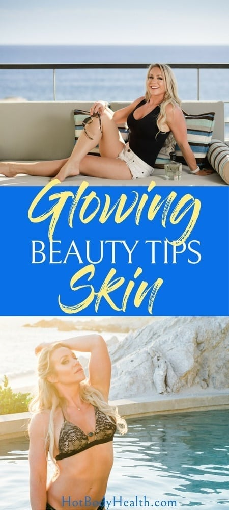 Having a clear complexion helps you feel beautiful inside and out. Our beauty tips will help you get the glow you have always wanted. Beauty Tips | Skin Care Tips | Skin Care Ideas | Beautiful Skin Tips | Glowing Skin Tips | How to Get Glowing Skin
