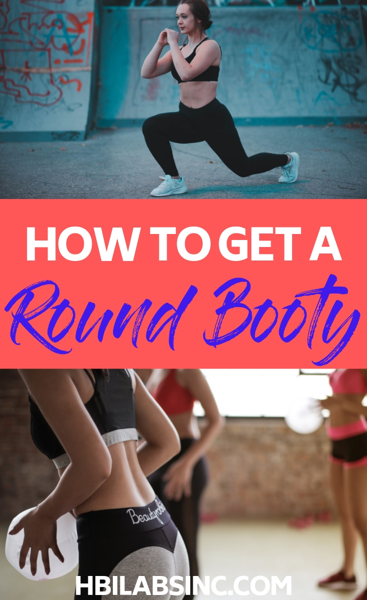 "Get the best answer to the age old question, ""How do I get a round booty?"" with a little help from HBI Labs and Amanda Kotel during a coffee confessional. Booty Workout 