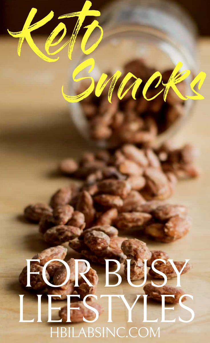 The best keto snacks ensure your weight loss success no matter how busy you are or how complicated life gets.
