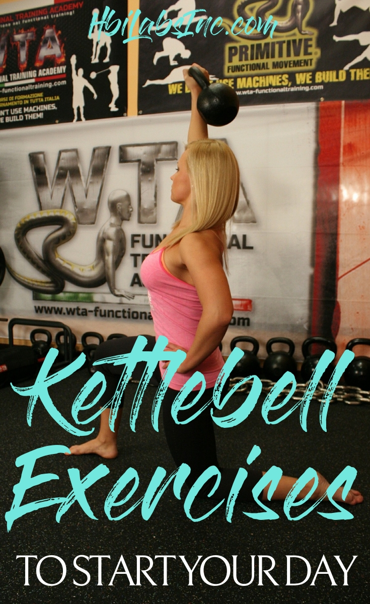 Drop the dumbbells and utilize the best kettlebell exercises to help you change things up with your fitness routine, no matter what your favorite workout is. Full Body Exercises | Kettlebell Workouts | Strength Training Workouts | At Home Workouts #fitness #workouts