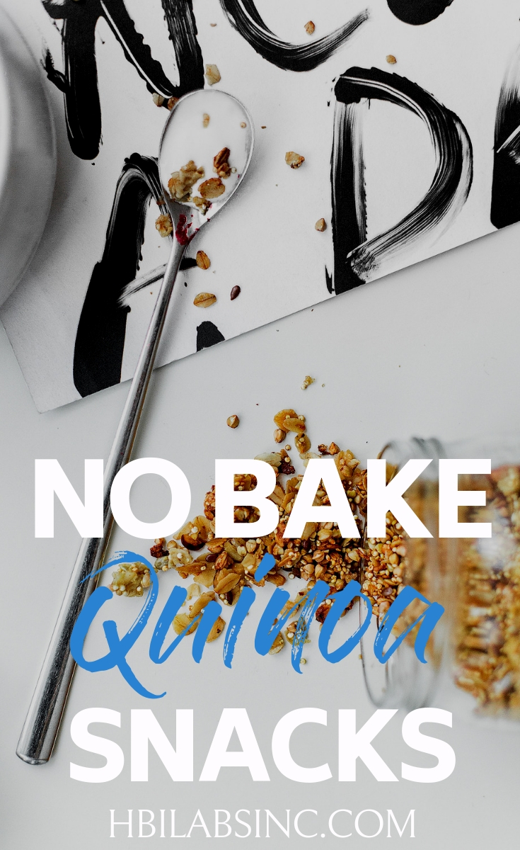 Everyone can use some easy no bake quinoa snacks to help make life easier as you stay healthy in between your healthy meals. Healthy Snacks | Healthy Recipes | No Bake Healthy Snacks | Quick Snacks for Weight Loss #healthy #recipes
