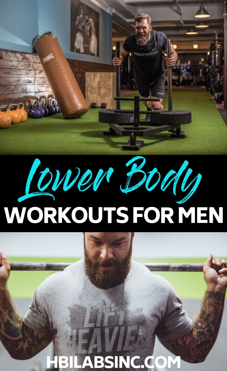 The best lower body workouts for men will attack all of the lower body muscles and give you the lower body you have always wanted. Workout Ideas | Lower Body Exercises | Leg Workouts | Workouts for Men | Leg Exercises for Men