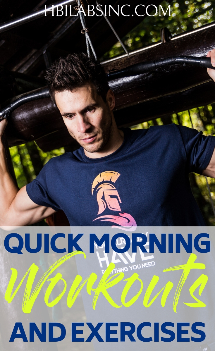 Quick morning workouts are a great way to start your day, giving you energy and focus for the day ahead of you. Morning Workout Ideas | Easy Workouts | Quick Workouts | Fitness Tips | At Home Workouts #workouts