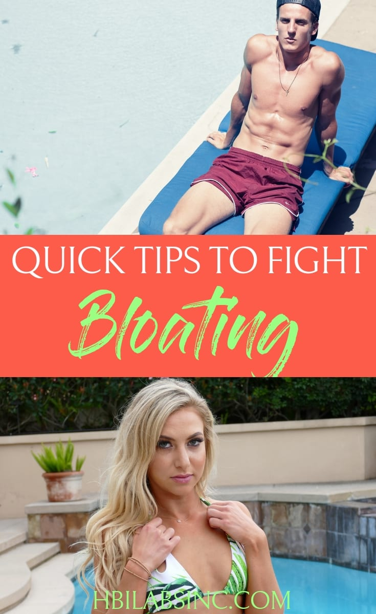 Knowing tips to debloat before pool parties can help you look your best at the pool and give you a boost of confidence so you look your best in your bikini! #weightloss | How to Debloat | Ways to Get Rid of Bloating | How to Lose Weight | Weight Loss before a Party