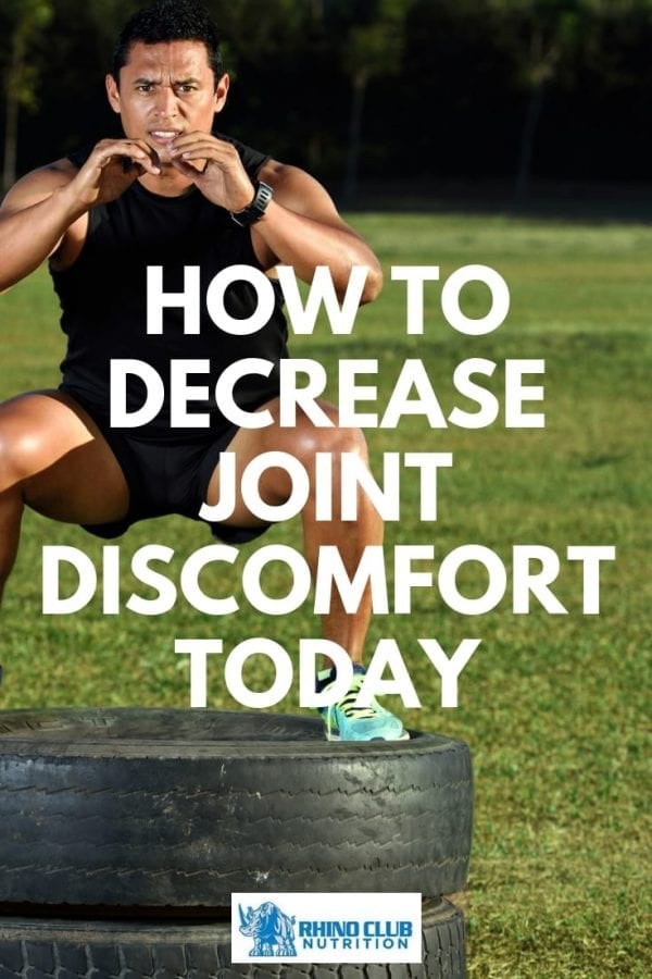 Discovering an all-natural solution to your joint pain is possible when you turn to Rhino Club Nutrition and the Joint health supplement.