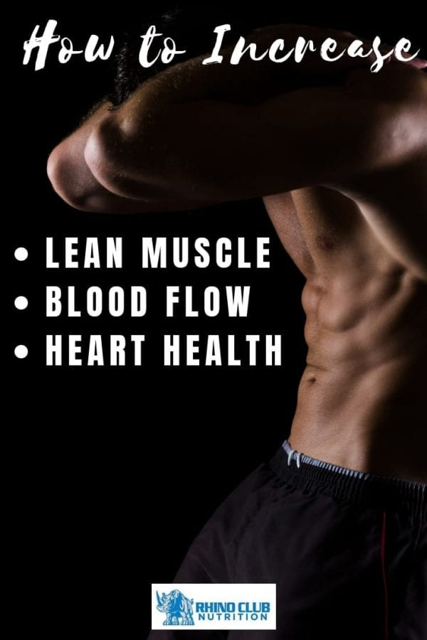 Rhino Club Nutrition presents, Advanced Muscle Booster, a health supplement that is designed to give your muscles the nutrition they need to grow.
