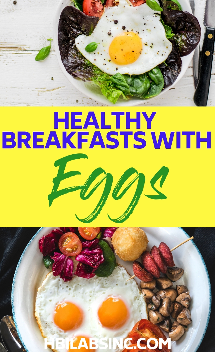 If you're looking for an easy breakfast recipe look no further than healthy breakfast recipes with eggs. Each recipe is easy to make and loaded with protein for your fit lifestyle. Healthy Recipes | Healthy Egg Recipes | Breakfast Recipes for Weight Loss | Breakfast Recipes for Protein | Protein Packed Breakfast Recipes