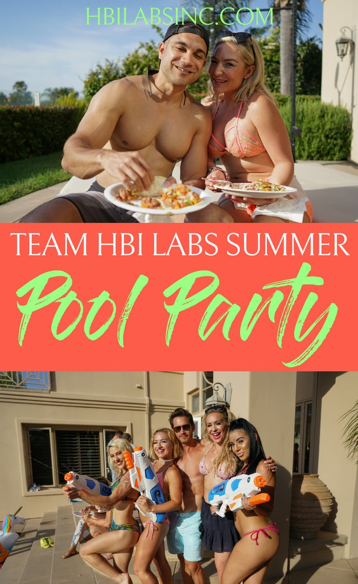 The Team HBI Labs summer pool party has come and gone and now it's time to get to work to ensure a bright future for every member. What is Team HBI Labs | How to Join Team HBI Labs | What is a Team HBI Labs Pool Party #summer #poolparty #TeamHBILabs