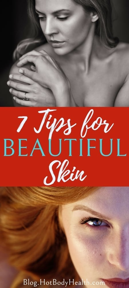 The best secrets for beautiful skin all revolve around living a healthy lifestyle as much as possible for as long as possible. Healthy Living Tips | Beauty Secrets | How to Get Beautiful Skin | Hot Body Secrets by Amanda Kotel