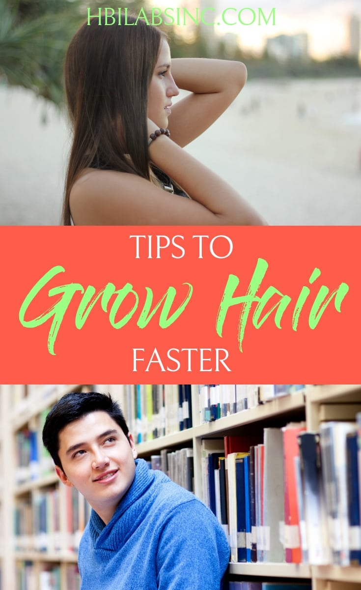 Nourish and stimulate hair growth with these tips to grow your hair faster including Hair Juice Accelerator so you can feel confident in everything you do. Hair Growth | Beauty Tips | Split Ends | Grow Hair Faster #haircare #hairtips #beauty .