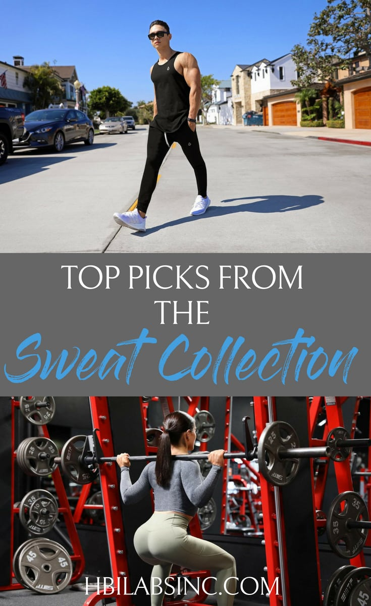 Get even more comfortable during your workouts with the right clothing options that you can easily find at The Sweat Collection. Best Workout Clothes | Best Clothes to Workout in | What to Wear to the Gym #workout #clothing #fashion