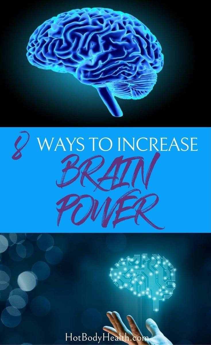 If your New Year's Resolution this year is to love yourself, start with giving your brain a little TLC—improve your concentration, mood, and energy and increase your brain power. Brain Health | Brain Health Tips | Tips to Improve Brain Power | How to Improve Brain Power