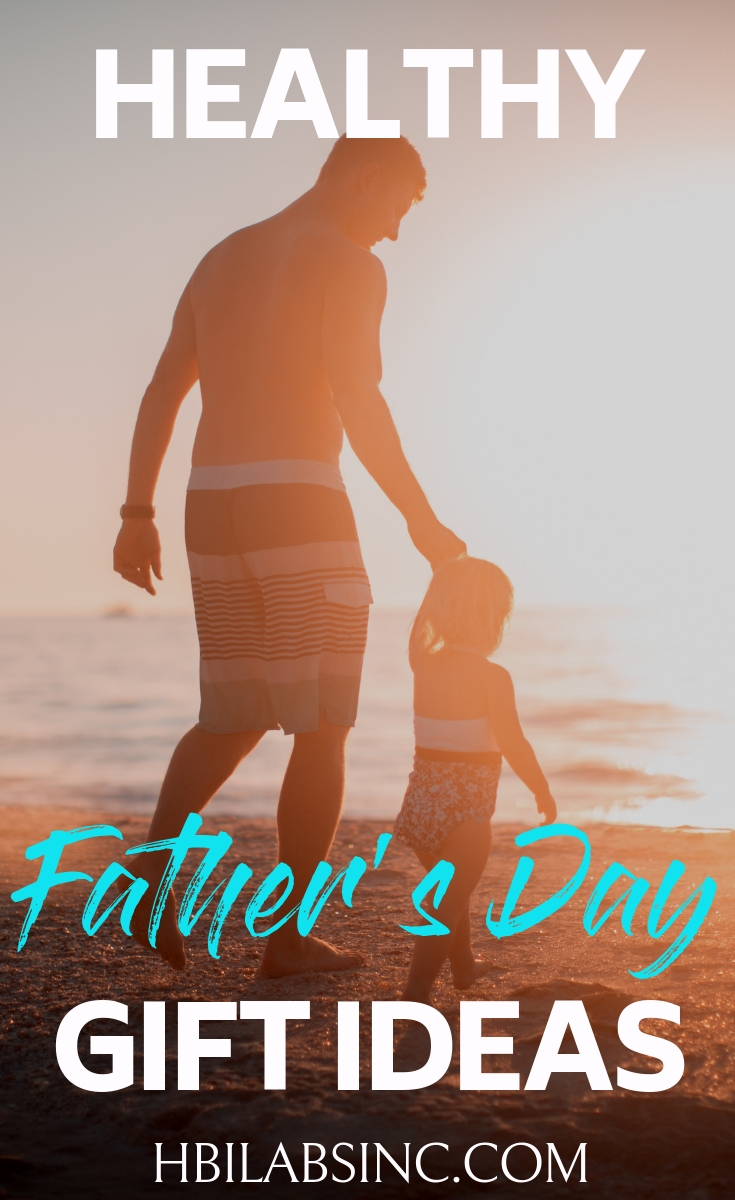 Asking what to get a healthy dad for Father's Day is partially answering your own question, something to further his fitness and health. Gift Ideas for Dad | Healthy Gift Ideas for Dad | Healthy Gift Ideas for Father's Day | Father's Day Gift Ideas #gifts #dad