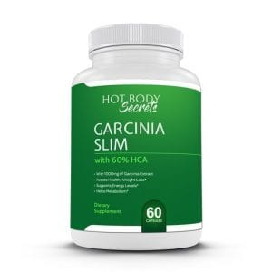 Speed up your metabolism with a little help from Hot Body Secrets Garcinia Slim, an all-natural health supplement designed to do just that.