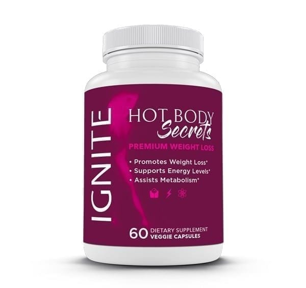 Use Ignite by Hot Body Secrets and HBI Labs to help ensure that you have everything you need to succeed in your weight loss journey.