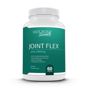 Use Hot Body Secrets Joint Flex to ensure you repair and conserve the flexibility and health of your joints as you age and use them daily.