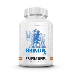Use HBI Labs and Rhino Club Nutrition's Turmeric health supplement to help improve your life in more than just one way, every single day.