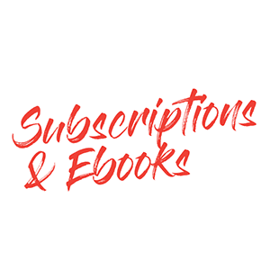 Subscriptions & eBooks